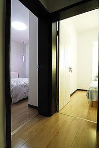 简单大气二居室装修效果图图片