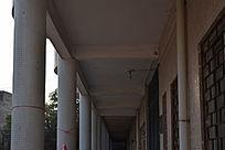 教学楼摄影