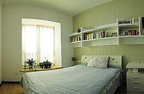 时尚卧室效果图片