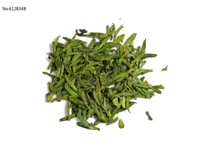 西湖龙井茶茶叶图片