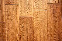 浅红色实木地板纹理