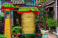 西藏风的装饰