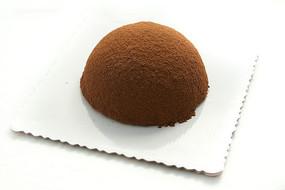圆形巧克力慕斯蛋糕