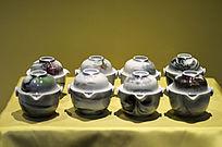 胶釉功夫茶具