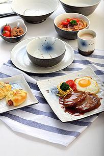 日式陶瓷餐具系列