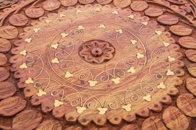 手工雕刻面板