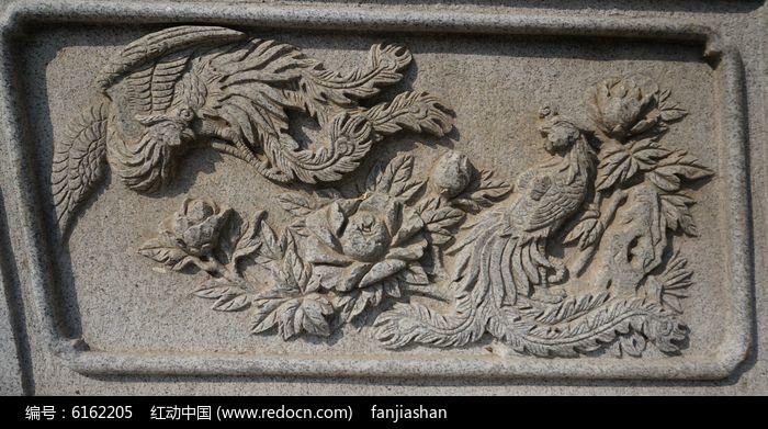 凤求凰雕像图片,高清大图 雕刻艺术素材图片
