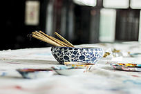 年画绘画工具