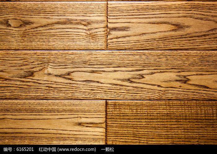 浅棕色实木地板纹理