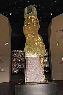 秦皇岛玻璃博物馆内的标志性建筑