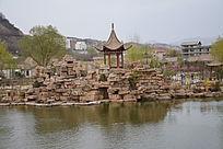 仁寿山公园风景图