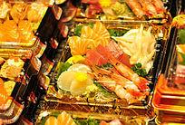 新鲜海鲜食材