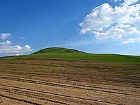 优美草原风景