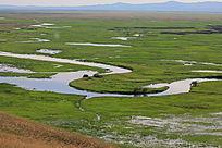 额尔古纳湿地风景