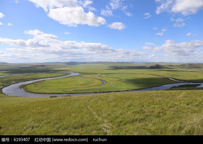 额尔古纳湿地景区图片