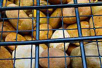 框里的石头