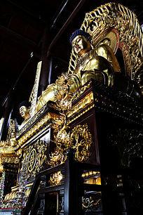太平寺释迦摩尼佛