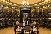 地窖酒庄展示柜