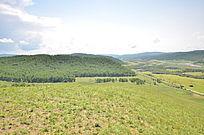 最美草原风景