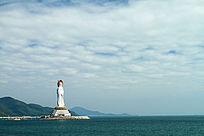海南三亚观音圣像