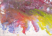 流彩抽象艺术