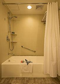 酒店客房室内卫生间