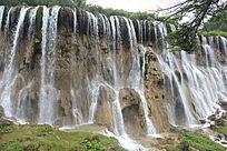 诺日朗瀑布摄影