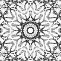 四方连续纹样印花花型
