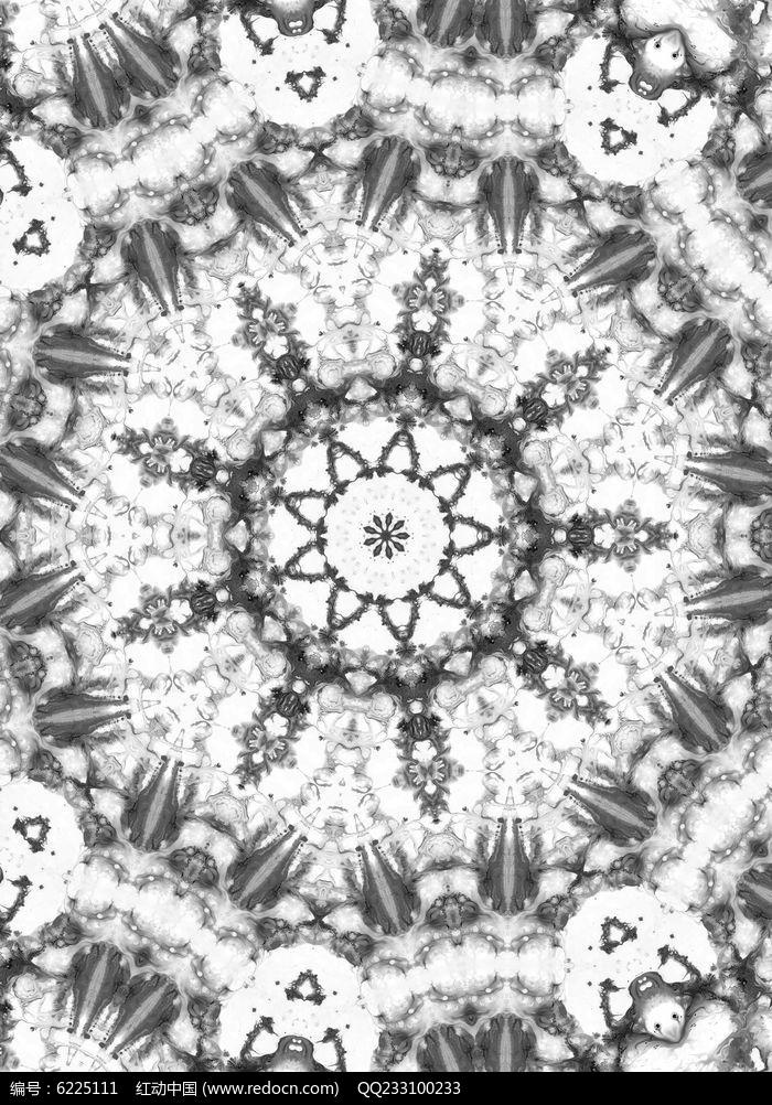 中式纹样四方连续图片