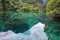 最美五花海景物