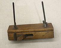 传统木匠工具清槽刨