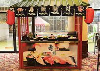 酒店自助餐日本寿司宣传册