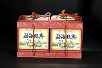 限量版龙园号勐海经典普洱茶饼套装两提