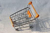 购物车手工艺品