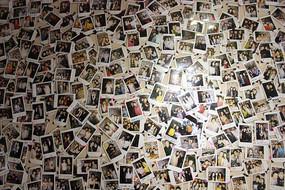 拍立得照片墙