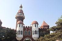 城堡建筑物