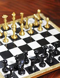 国际象棋特写