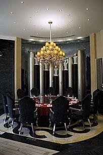 豪华会议餐厅