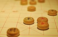 中国象棋特写