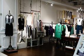 品牌女装店