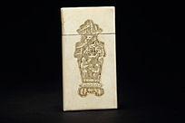 象牙雕名片盒