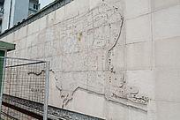 城外街道图