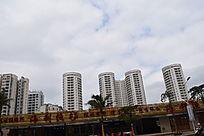 城市大楼摄影
