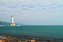 海南三亚南海观音圣像