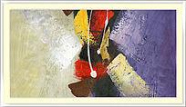 简约现代 抽象油画