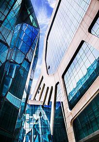 深圳西部国际珠宝城玻璃幕墙