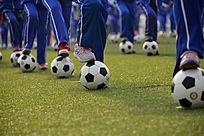 中国学校足球教育