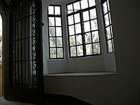 老式小格钢窗