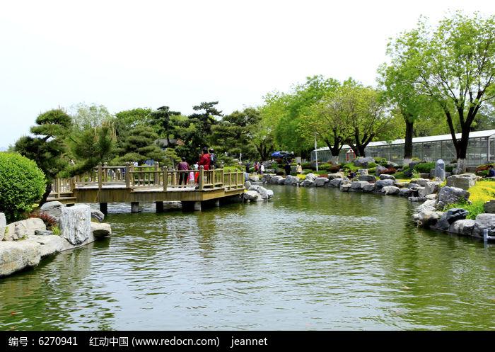 园林水景图片