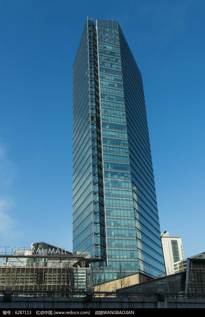 北京高楼图片
